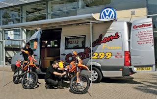 Volkswagen Crafter Race Home 3
