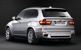 2008 BMW X5 M Sport Package 4