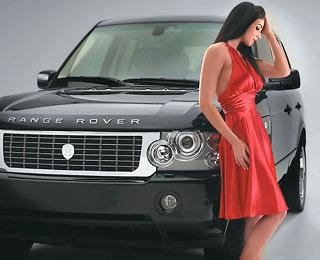 STRUT Range Rover