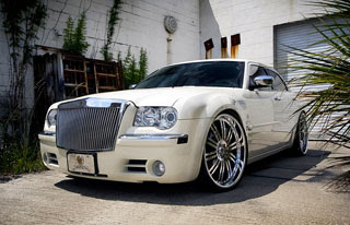 2006 Chrysler 300C Photography by Webb Bland 2