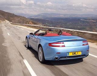 2007 Aston Martin V8 Vantage Roadster 4