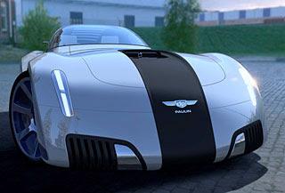 2007 Paulin VR Concept 2