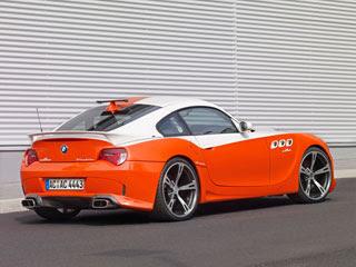2007 AC Schnitzer BMW Z4 M Coupe Profile Concept 3