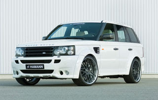 2007 Hamann Conqueror based on Range Rover Sport