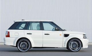 2007 Hamann Conqueror based on Range Rover Sport 2