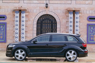 2007 JE Design Audi Q7 Wide Body Kit 2