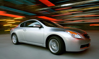 2008 Nissan Altima Coupe 4