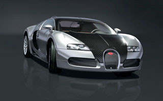Bugatti EB 16.4. Veyron Pur Sang