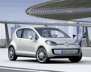 2007 Volkswagen up Concept