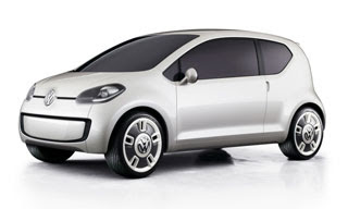 2007 Volkswagen up Concept 2
