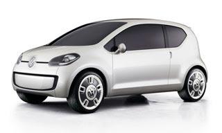 2007 Volkswagen up Concept 2