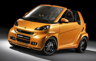 2008 Brabus Ultimate 112 based on smart fortwo