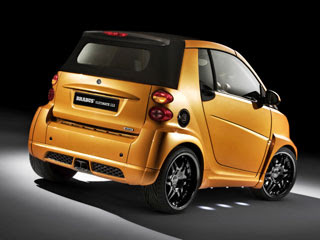 2008 Brabus Ultimate 112 based on smart fortwo 2