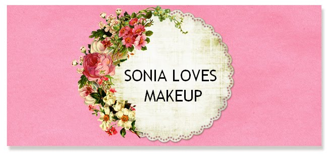 sonia loves makeup