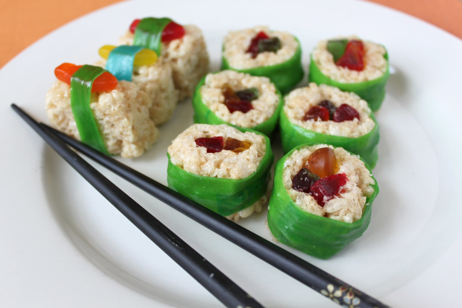 creatively christy: Sweet Sushi