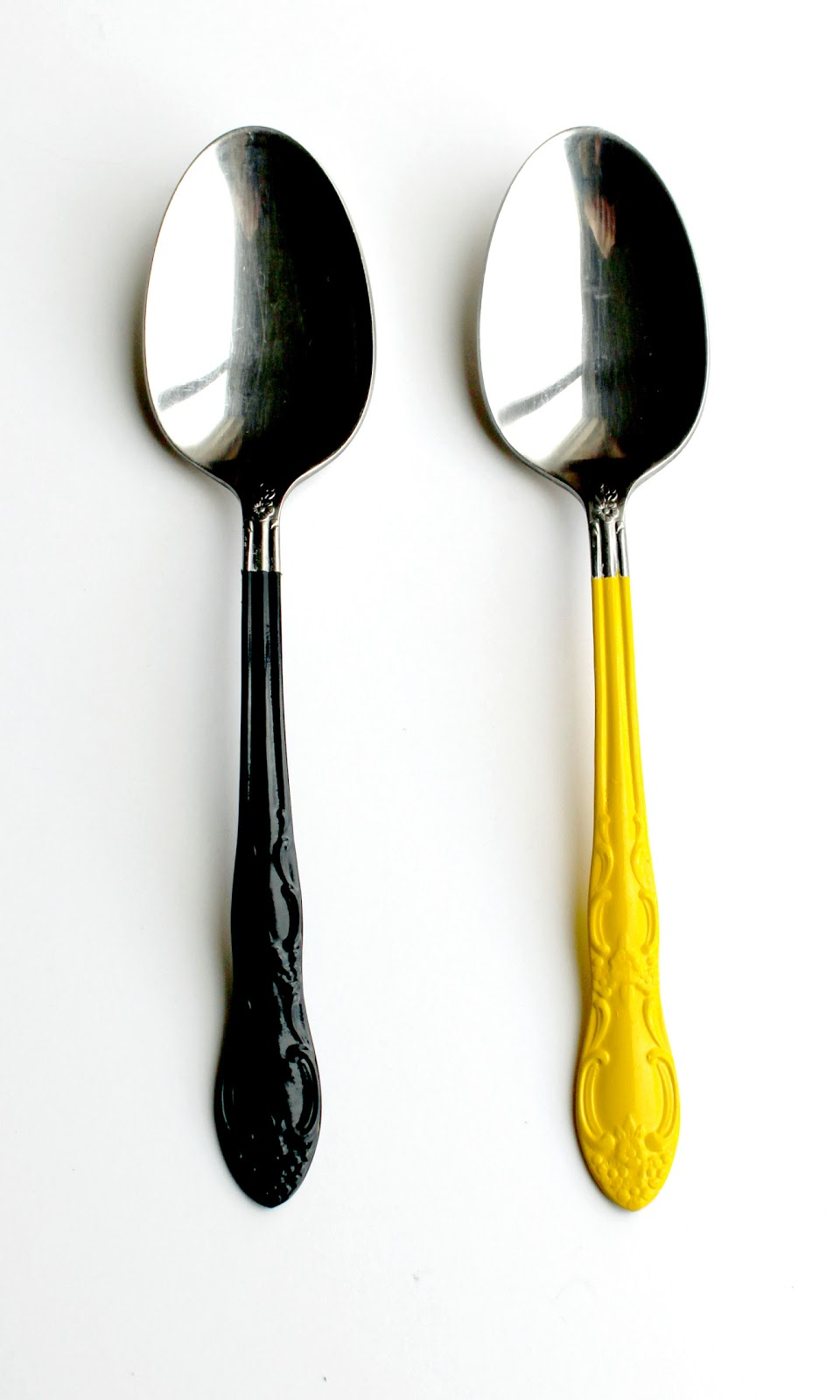 Colored Spoons Tutorial