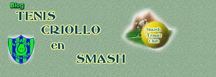 TENIS CRIOLLO en Smash