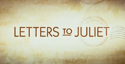 Letters to Juliet Movie starring Amanda Seyfried