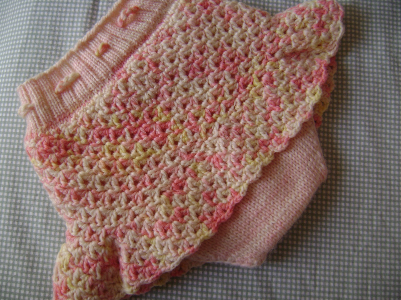 Seashell Lace Skirtie Daisyhead Creations