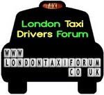 London Taxi Drivers Forum