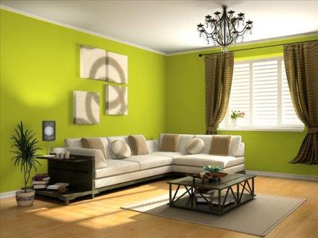 Eventual by ginnette f liz verdes c lidos medios y fr os para tus interiores - Colores verdes azulados ...