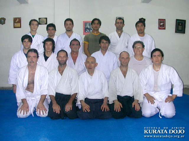 Seminario de Sensei Kurata 2006