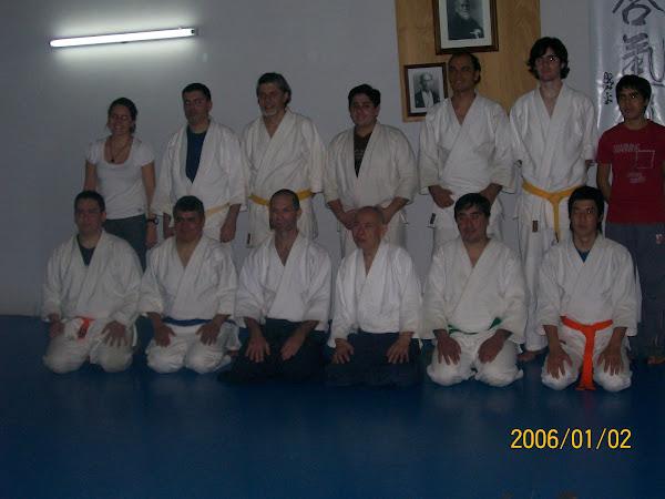 Seminario de Sensei Kurata 2009