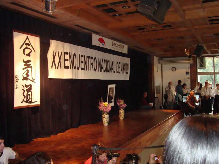 ENCUENTRO NACIONAL 2009