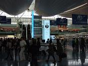 羽田空港新国際線ターミナル/案内所