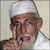 Ustadz Al mujahid Abu Bakar Ba'ayir