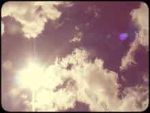 Detras d e las nubes, el cielo es siempre azul.