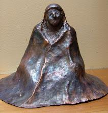 robed elder