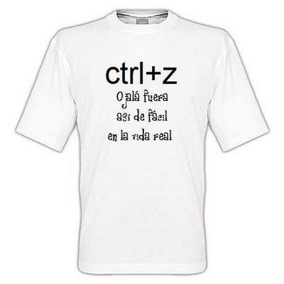 regalos frikis camiseta