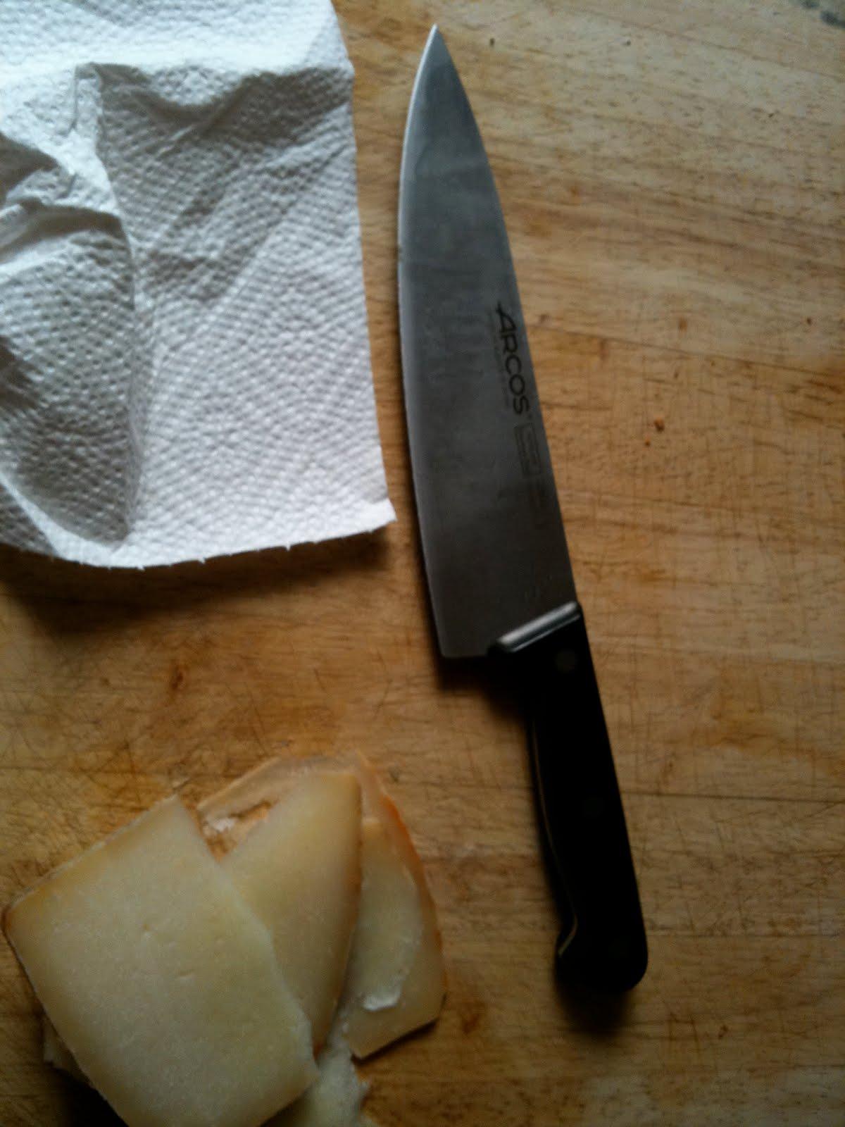 Un buen cuchillo para la cocina el blog de josep ros - Cuchillos de cocina arcos ...
