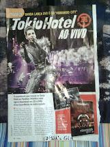 Eyes Tokio Hotel Revista Tv Mais 914