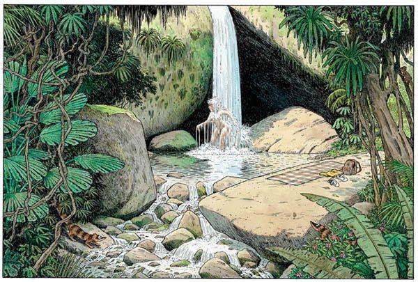 Cachoeira do Alto da Boa Vista