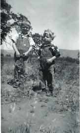 David And James-1950's