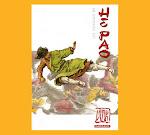 Nouveau recueil des Voyages de He Pao, commémorant les 25 ans de la série Le Moine fou