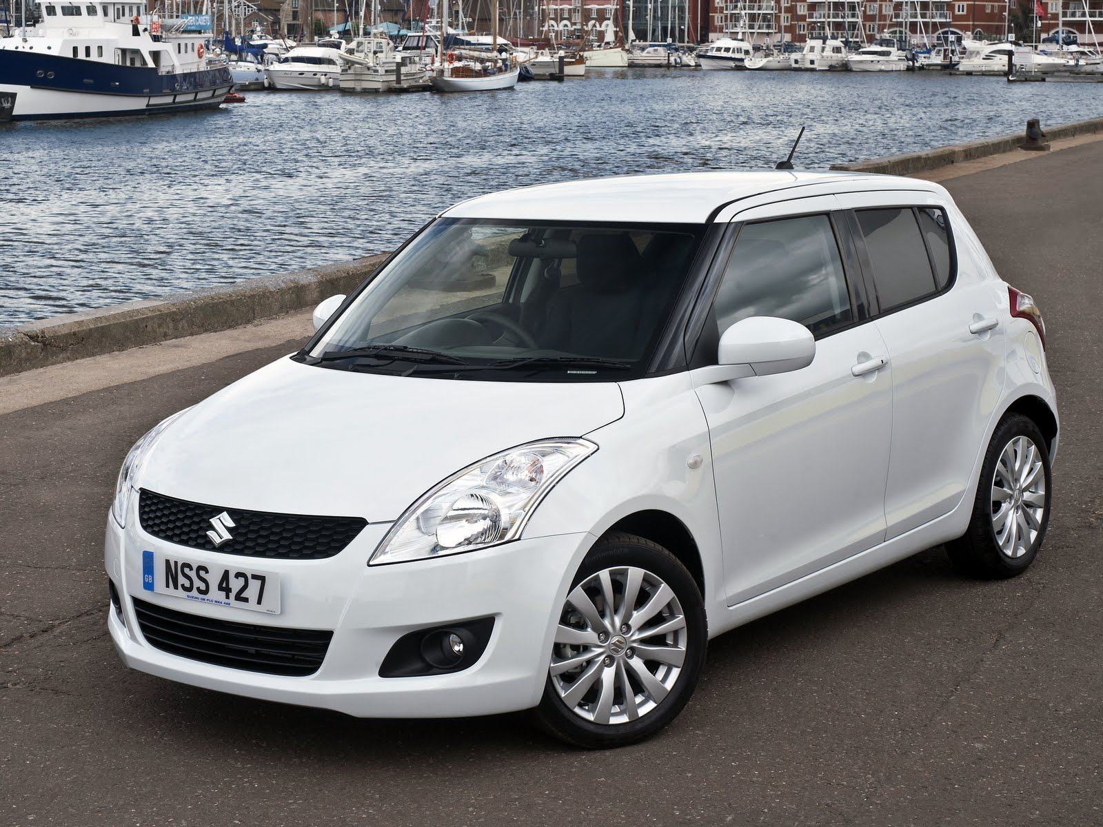 Irish car travel magazine review new suzuki swift