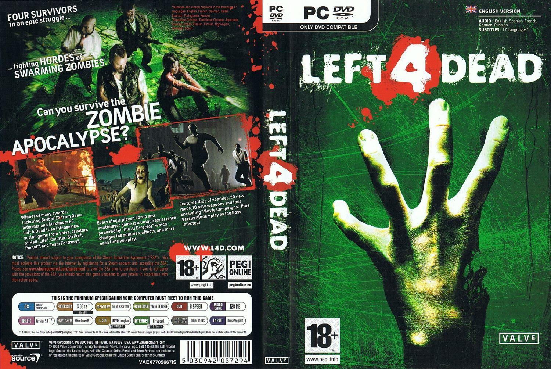 left 4 dead 2 descargar gratis en espanol