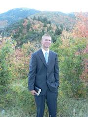 Elder Tyler Steven Hansen