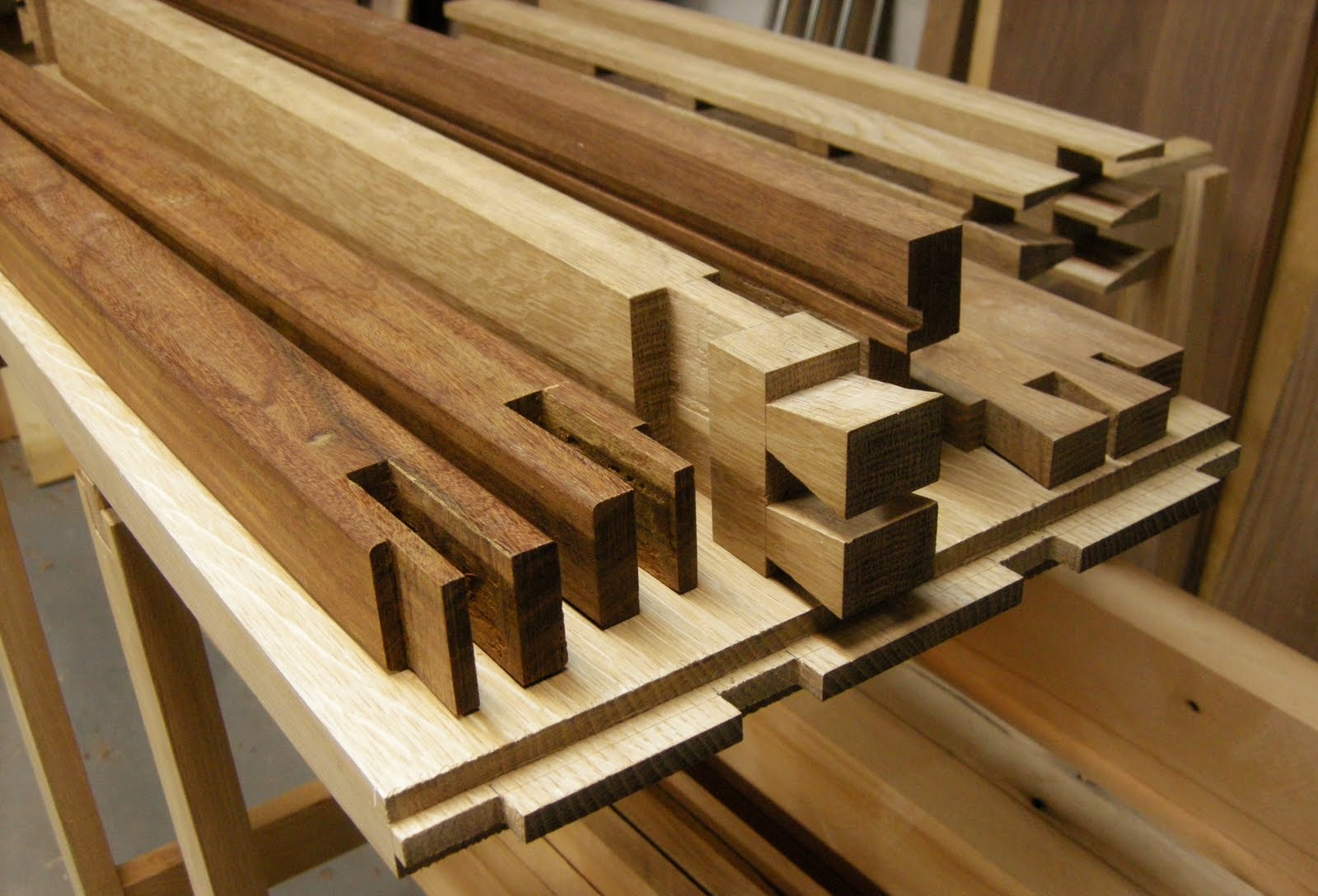 Dedicated Sharpening Bench- Part 3 : Hand-Cut Joinery ...