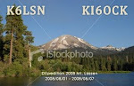 DXpedition 2008 Mt. Lassen