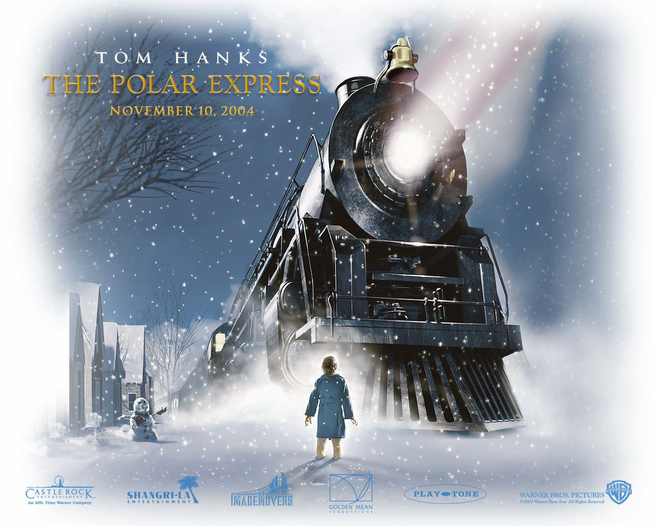 Polar Express Christmas Clip Art – Clipart Download