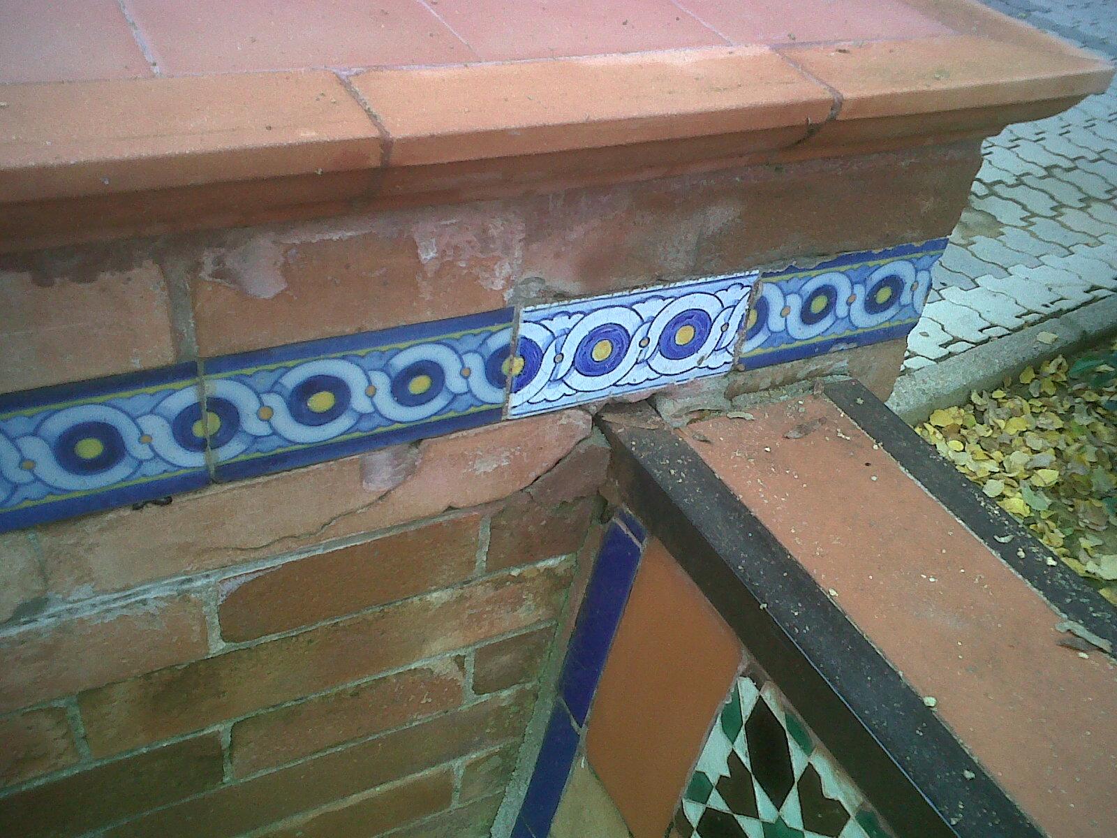 Azulejos Para Baños En Talavera Dela Reina:Azulejos antiguos: Talavera de la Reina