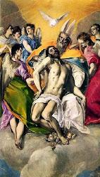 El primer cuadro de Eduardo Acosta: Una copia del Greco