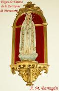 El paso de la Virgen de Fátima por Monesterio en 1949