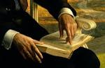 Sobre el lienzo del Presidente de las Cortes realizado por Naranjo