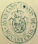El primer sello del Ayuntamiento (1850)