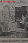 La imagen peregrina de Fátima en Monesterio en 1949
